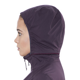 Arc'teryx Nodin Jacket Women Purple Reign